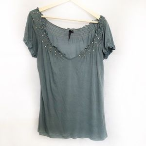 Anthropologie | One September Blouse Size Small
